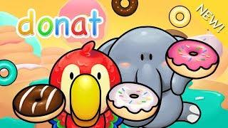 Download Lagu Anak Indonesia | Donat