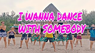 I WANNA DANCE WITH SOMEBODY By Glee Cast | ZUMBA® | BLADE & FAFC | CRYSTAL BEACH