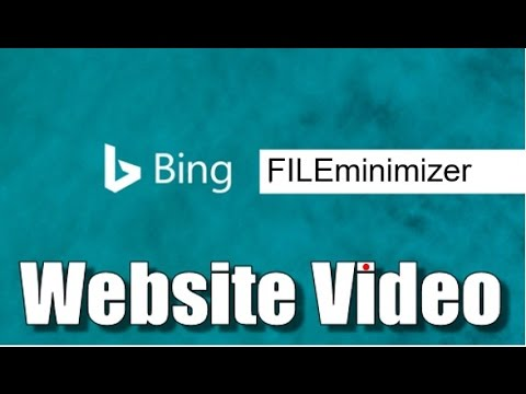 Record Websites like MSN or Bing, edit and make videos