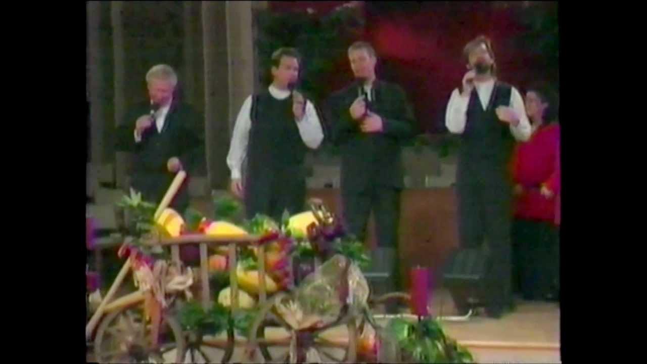 "Live! Heritage Singers Quartet - ""Home"" / Original 1996 album quartet"