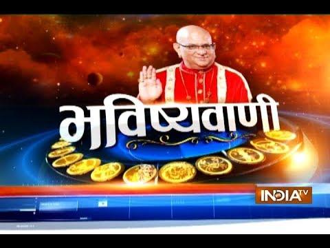 Bhavishyavani : Daily Horoscopes and Numerology | 1st August, 2017 - India TV