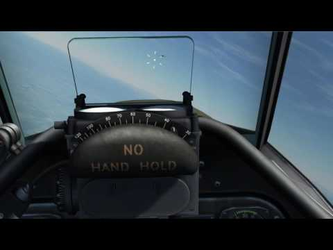DCS: P-51 vs. Bf-109K - White Whale Pt. 1 - Gunnery Practice