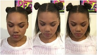 3 WAYS OH HOW TO ROCK SPACE BUNS SUMMER 2016!