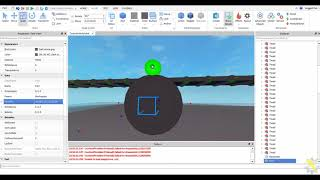 ROBLOX Studio - How To Make Working Tank Tracks