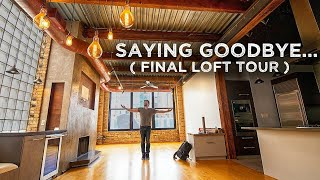 Giving Up a $950,000 LOFT for an ABANDONED BUILDING
