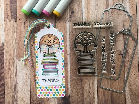 How to Create a Handmade Bookmark | One Smart Cookie
