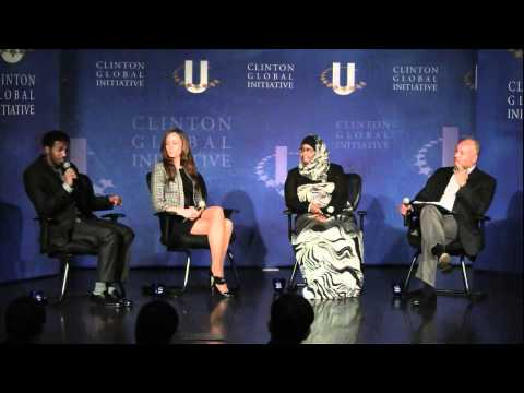 Crisis in the Horn of Africa - Poverty, Hunger, and Insecurity - CGI U 2012 Working Session
