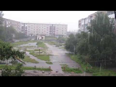 ДОЖДЬ,ЛИВЕНЬ,ПОТОП - АВГУСТ 2013.
