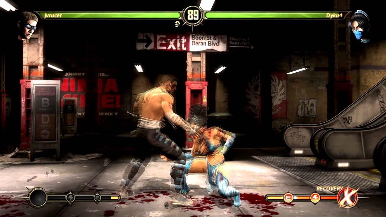 Mortal Kombat 4 Pc Download Demo