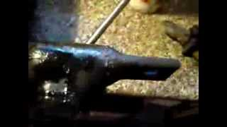 Unbelievable! Honda Civic Trailing Arm Bushing- Rubber remove with Carburetor cleaner!