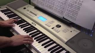 Sad Songs - Elton John Keyboard Cover - YPG-235