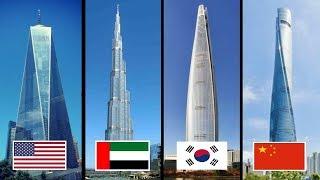 10 Najwyższych budynków świata | SpinkaFun