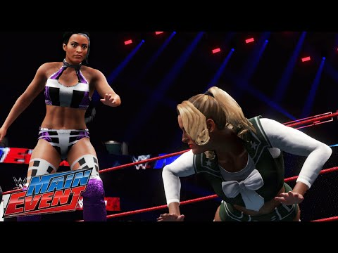 WWE 2K20 | LACEY EVANS VS ZELINA VEGA [MAIN EVENT]