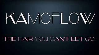 Kamoflow 360 hair extensions no glue, no braid, no heat