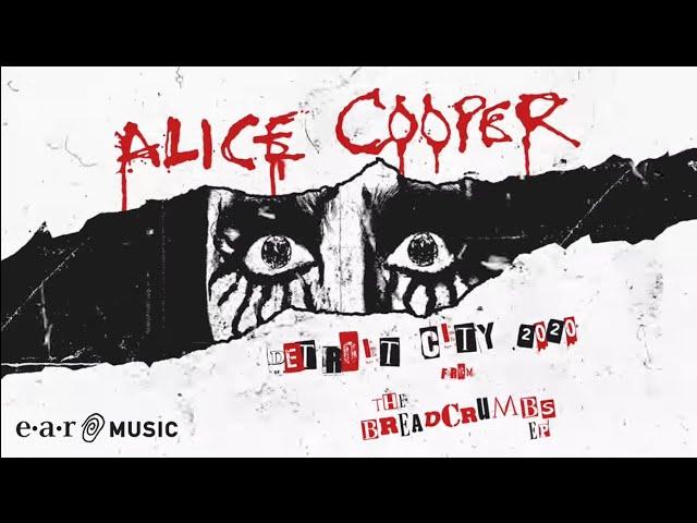 Alice Cooper «Detroit Stories» (выход 26.02.2021)