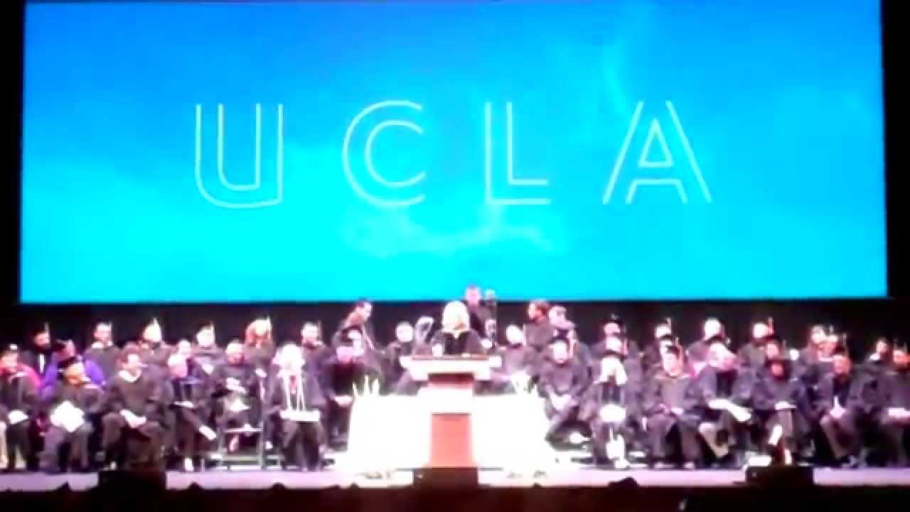 JANE FONDA Commencement Speech at UCLA School of Theater ...