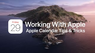 How To Get Tнe Most Out Of Apple Calendar