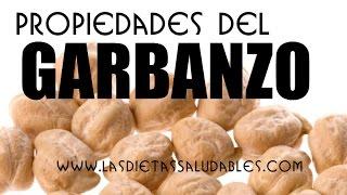 Propiedades del Garbanzo |El Garbanzo es una legumbre energética