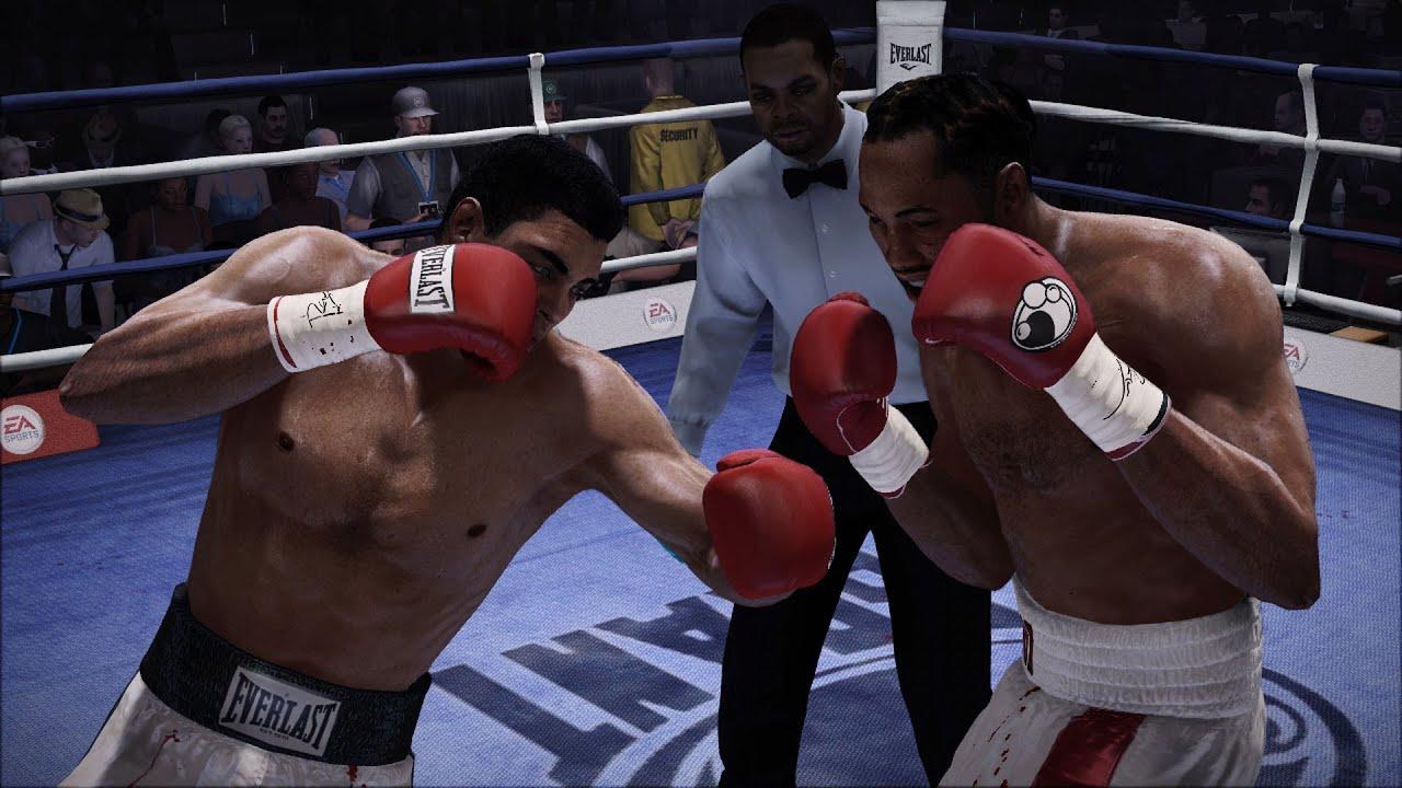 Muhammad Ali vs. Lennox Lewis - Boxing Stars 🥊 Fight Night Champion