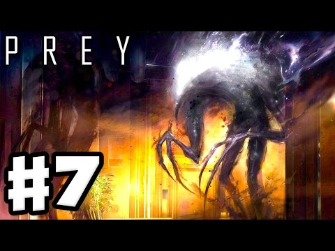 Prey - Gameplay Walkthrough Part 7 - Nightmares! More Neuromods! (Prey 2017, PC)