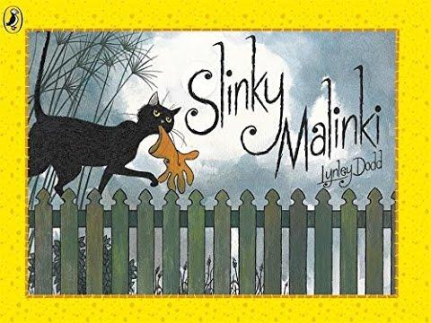 StoryTime with Allison: Slinky Malinki