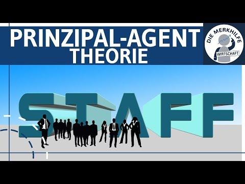 Prinzipal-Agenten-Theorie / Prinzipal Agent Theorie Einfach Erklärt - Agency Problems