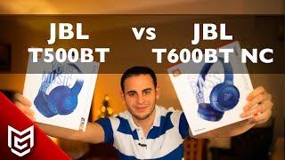 JBL T500 BT mi JBL T600BT NC mi? Bluetooth Kulaklık Karşılaştırması - Mert Gündoğdu
