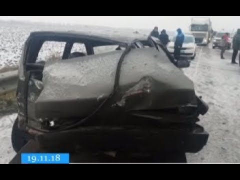ТРК ВіККА: На Уманщині трапилася ДТП з вантажним переворотом