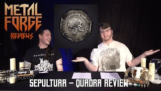 Baixar Sepultura - Quadra | Album Review and Discussion