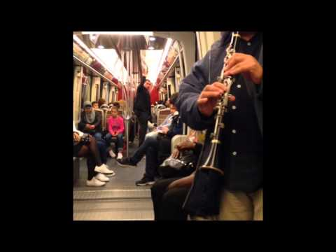 Paris Subway Groove