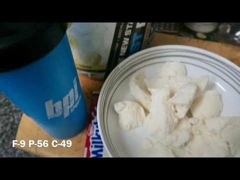 TNR IIFYM FULL DAY OF EATING - Zero to Hero ep23