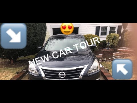 OFFICIAL 2014 NISSAN ALTIMA CAR TOUR
