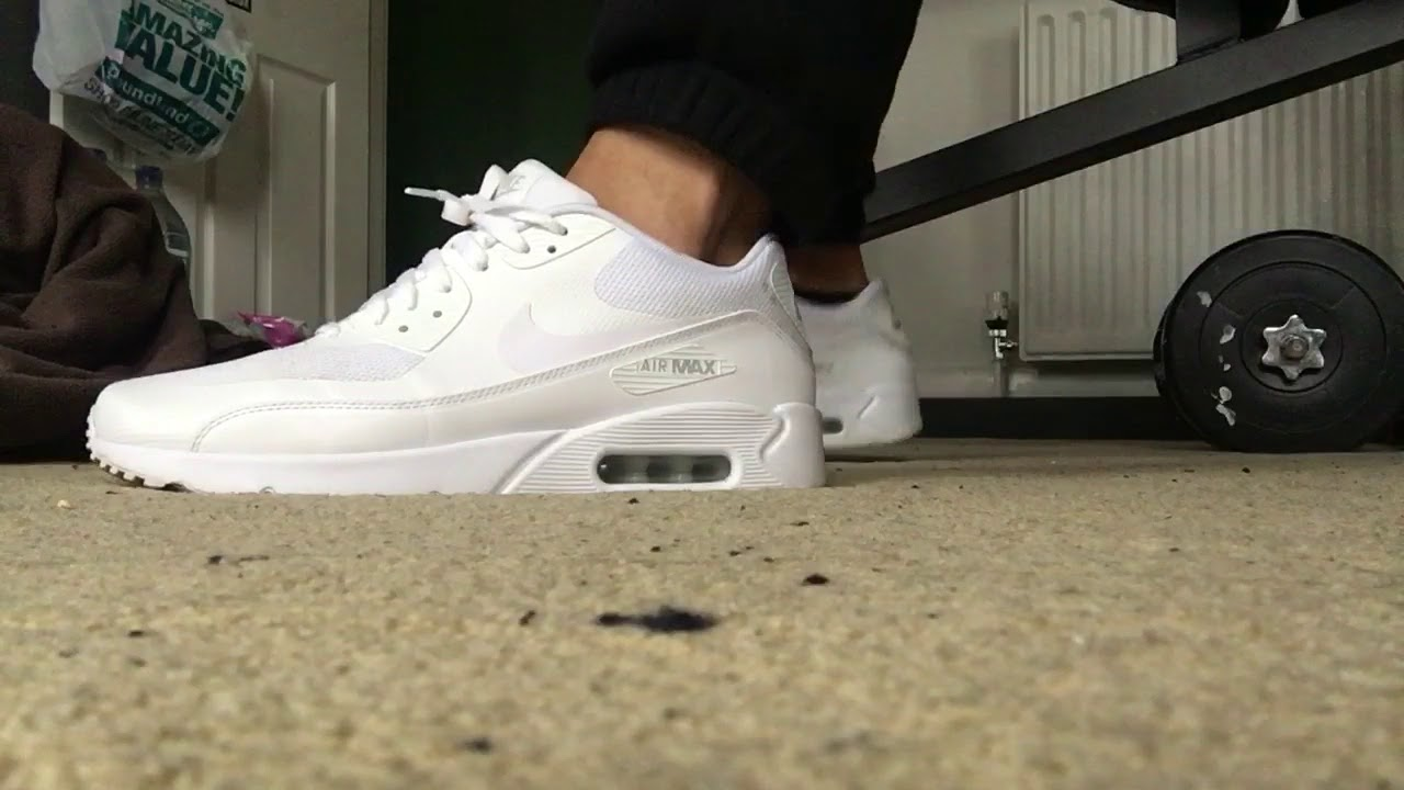 Nike Air Max 90 Ultra 2 0 Essential review and on feet