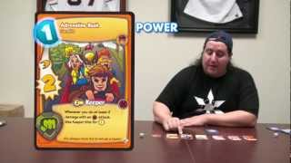 Marvel Super Hero Squad: How to Play The Marvel Super Hero Squad Game