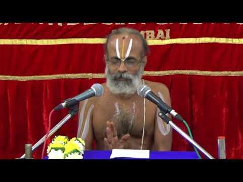 """18 Aug 2018 Part 1 of 5 """"Sashtra Granthangal""""Upanyasam Dr.Navalpakkam Vasudevachariar"""