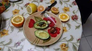 Как и с чем есть авокадо. Как почистить авокадо