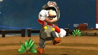 Super Mario Galaxy 2 Walkthrough - Part 8 - Boulder Bowl Galaxy