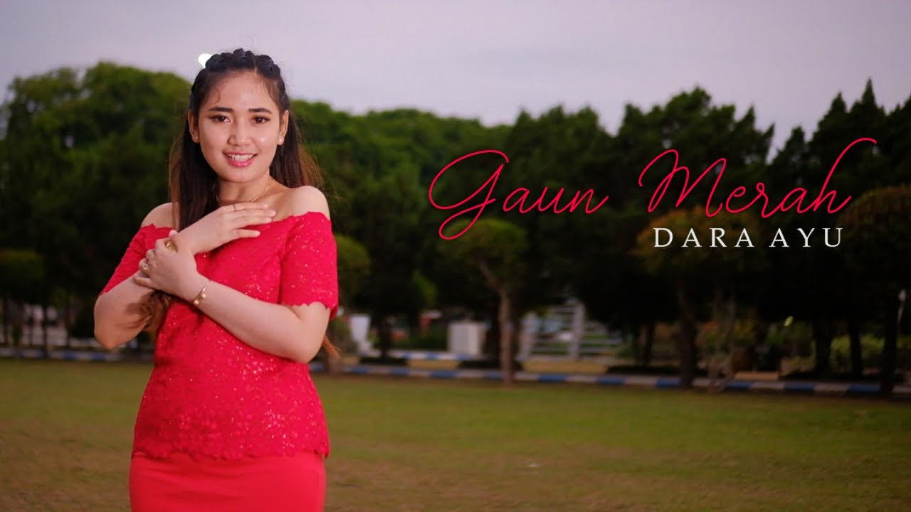 DARA AYU - GAUN MERAH || DJ KENTRUNG (OFFICIAL MUSIC VIDEO)