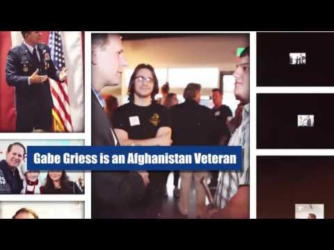 Gabe Griess For California Senate - Vote June 7 2016 - Napa Ca - Water Spot