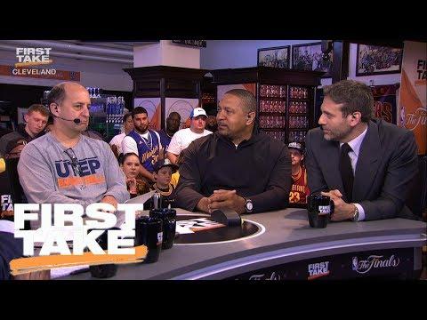 Jeff Van Gundy And Mark Jackson On NBA Players Transcending Eras | First Take | June 8, 2017