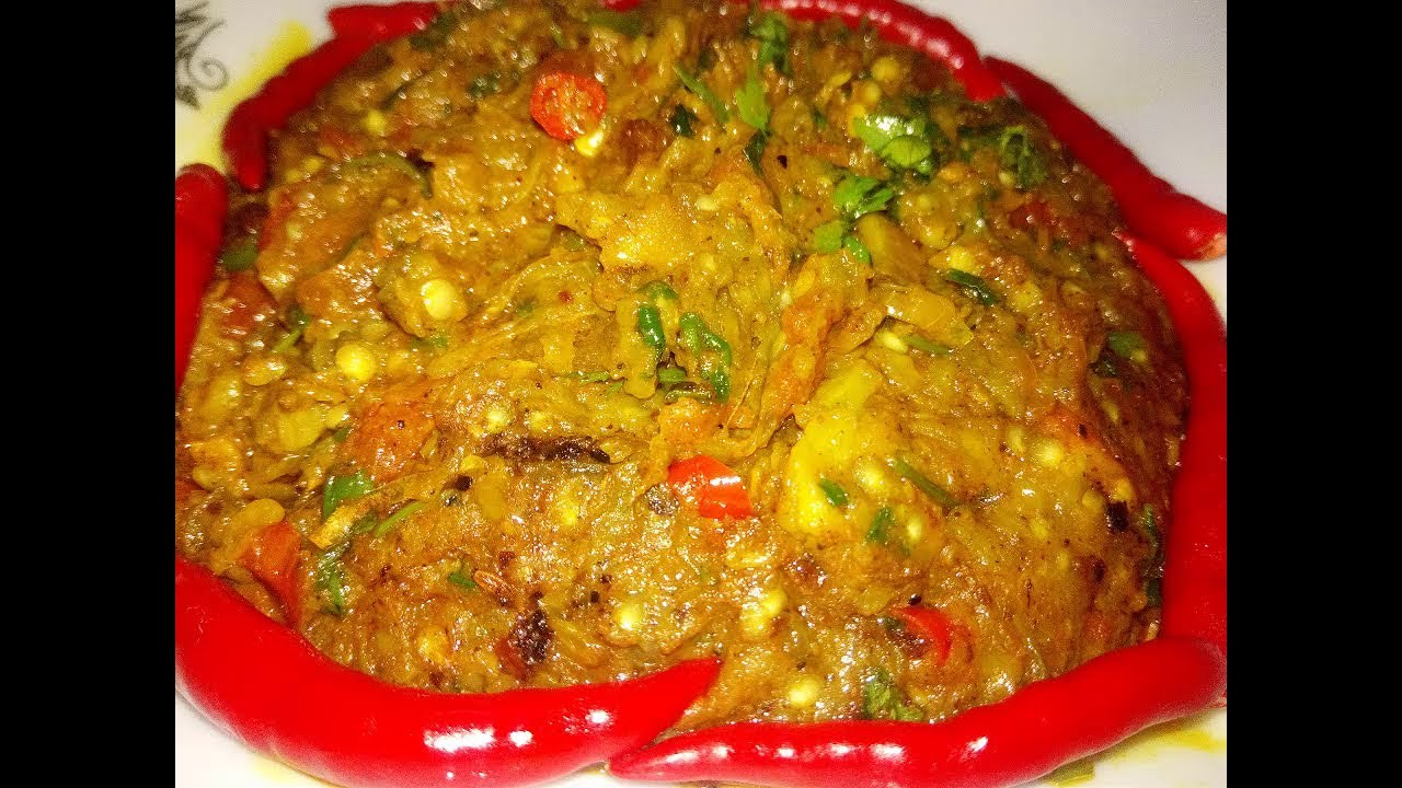baingan ka bharta recipe hindi mai at home baingan ka bharta forumfinder Gallery