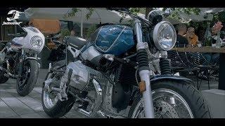 Motocykle BMW, piwo i Marcelina Zawadzka: Warsaw Heritage Festival