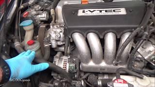 Honda Tips: Finding a Power Steering Leak