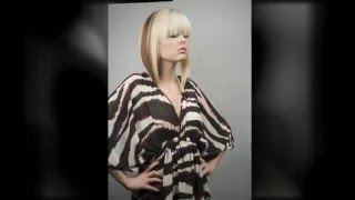 Get the Elegant look with layer hairdo