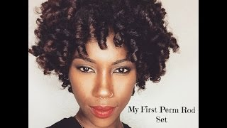 Perm Rod Set for Beginners