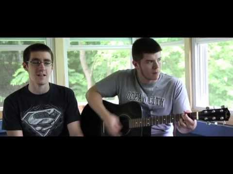 Hero - Chad Kroeger (acoustic)