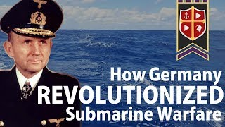 How Germany Revolutionized Submarine Warfare thumbnail