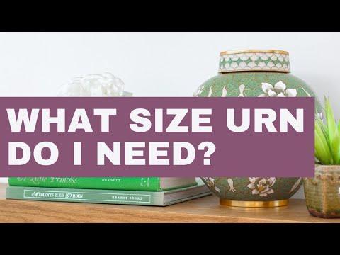 Understanding The Different Cremation Urn Sizes | Stardust Memorials