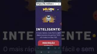 MILLION MONEY/COMO COMPRAR O SEU PRIMEIRO CONTRATO ETHEREUM