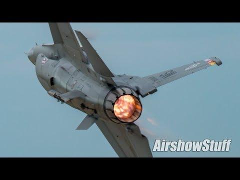 F-16 Mini-Demo (with